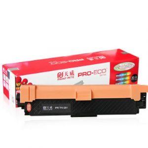 天威(PrintRite)TN281Y黄色粉盒专业装适用兄弟HL-3140CW3150CDW3170CDW3142CW