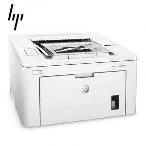 惠普LaserJetProM203dw黑白激光打印机,多种远程打印方案、安全高效