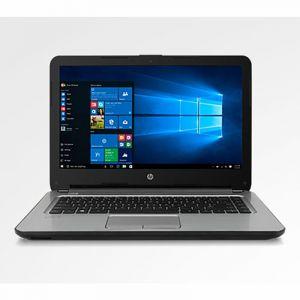 惠普(HP) HP 348 G3-0000900505A 14寸笔记本电脑(i5-6200u/4G/1T/集显/DVDRW/DOS)一年保修 无线蓝牙/包鼠