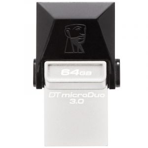 金士顿(Kingston)DTDUO3OTG64GUSB3.0MicroUSB手机U盘