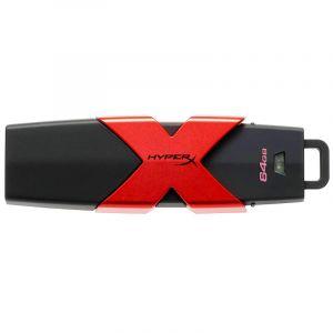 金士顿(Kingston)HXS3/64GB读速高达350MB/sUSB3.1HyperXSavageU盘