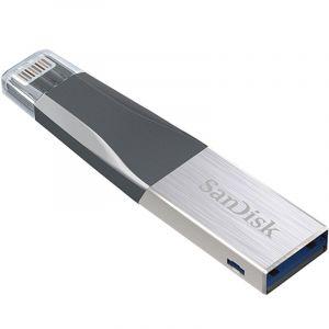 闪迪(SanDisk)128G欣享苹果手机U盘MFI认证iPhoneU盘