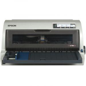EPSON爱普生LQ-790K针式打印机(106列平推式支持A3幅面3.6mm介质处理能力)