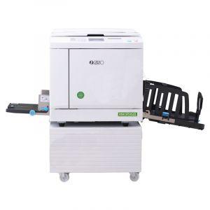理想SF5352ZL数字式一体化速印机国产F型底台