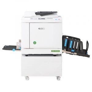 理想SF5353C数字式一体化速印机自动送稿器AF-Ⅶ国产F型底台
