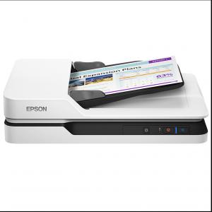 爱普生(EPSON)DS-1610A4ADF+平板22ppm高速彩色文档扫描仪自动进纸