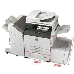 夏普(SHARP)MX-C6081DV主机标配纸盒1纸盒2复印机