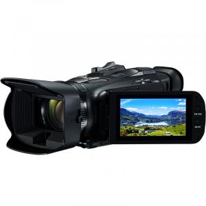 佳能(CANON)LEGRIA HF G50 4K数码摄像机 家用摄录一体机 黑色 官方标配