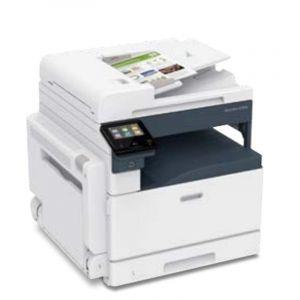 富士施乐(Fuji Xerox) DocuCentre-SC2022 CPS DA 彩色激光多功能复印机(复合机) A3幅面 打印/复印/扫描(配两个纸盒+ 自动输稿器+ 工作台) /20张/分钟/