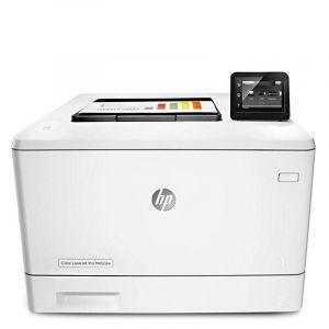 惠普(HP)Color LaserJet Pro M452dw A4彩色激光墨打印机 支持有线网络打印 27页/分钟 自动双面打印 一年保修