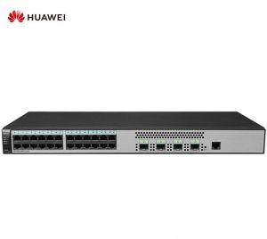 华为(HUAWEI)S5720-28P-LI-AC 24口千兆以太网端口交换机