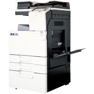 汉光BMFC5550 A3彩色激光智能复合机(送稿器+双面器+双纸盒+网络+55ppm)